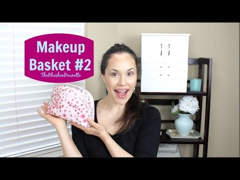 MAKEUP BASKET # 2 [FOR NEXT 2 WEEKS] + LOTS OF SWATCHES