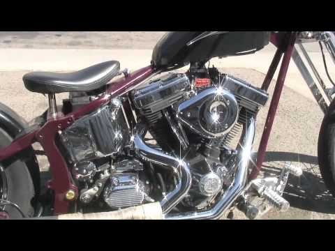 The Personal Rides - Road Rage Performance - Custom Choppers & Harley Davidson Motorcycles