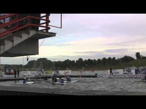 2012 Canoe Polo World Championship - USA vs Singapore