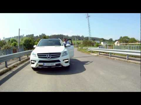 Mercedes ML 250 CDI 4Matic Bluetec.mov