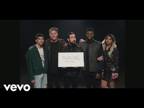 [OFFICIAL VIDEO] Imagine - Pentatonix