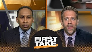 How does Warriors sweeping Cavaliers affect LeBron James' legacy? | First Take | ESPN