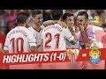 Sevilla Las Palmas goals and highlights