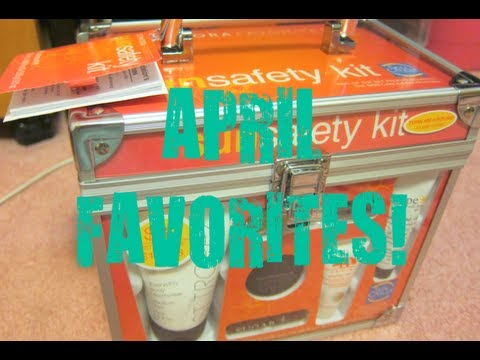 April FAVORITES!!