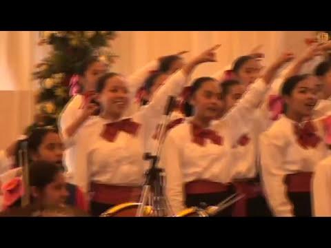 La Villa de las Niñas de Chalco - Cantando