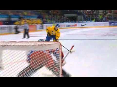 Россия-Швеция 2-3(SO)/Russia Sweden 2013 IIHF Ice Hockey U20 World Championship 03.01.13