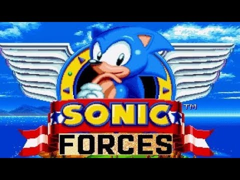 Sonic Mania - Forces Edition