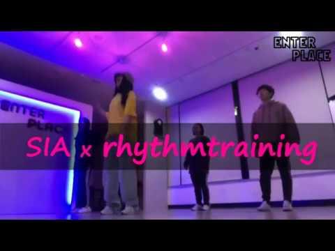 인천 구월동 댄스학원 엔터플레이스 [팝업클래스] SIA x 리듬트레이닝 MP3