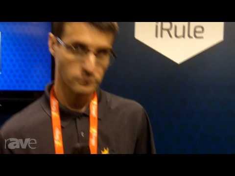 CEDIA 2013: iRule Debuts IP-Based Control of AV Systems