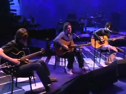 Bert Jansch with Johnny Marr and Bernard Butler - 'The River Bank' - 2000