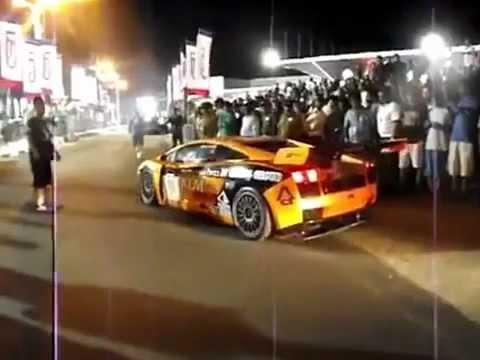 Tax free Lamborghini racing cars to boost Sri Lanka tourism.FLV