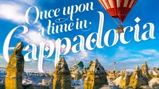 Turkish Airlines: Once Upon a Time in Cappadocia