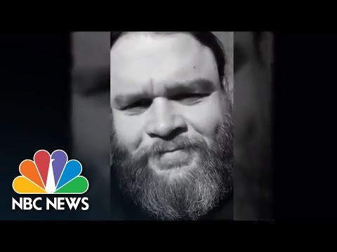 Listen To Viral Rant After Arrest Over Lost 2002 VHS Tape | NBC News