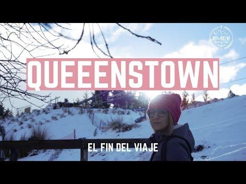 QUEENSTOWN - La ciudad más linda de Nueva Zelanda   Danielavoyyvuelvo 💙