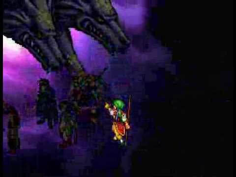 Suikoden 2 Final Boss: Gate of Destroyer