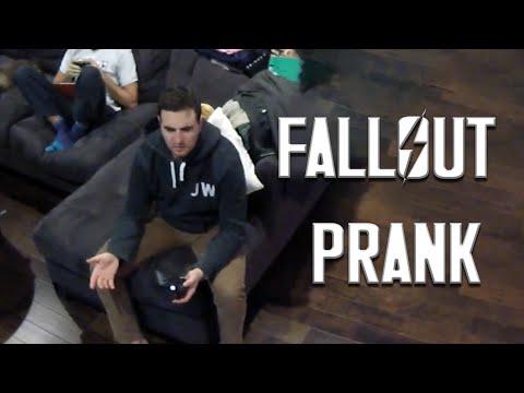 Fallout 4 Pip Boy Prank thumbnail