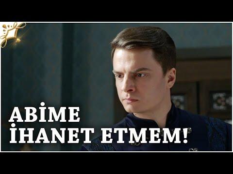 Muhteşem Yüzyıl Kösem Yeni Sezon 9.Bölüm (39.Bölüm) | Abime İhanet Etmem!