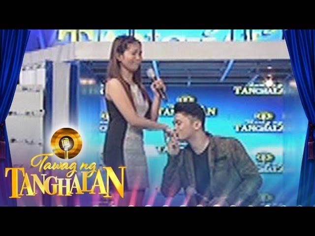 Tawag Ng Tanghalan: Vhong Navarro's admirer
