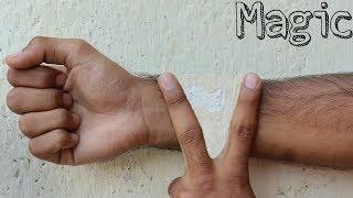 2 काले जादू सीखे Two Best Black Magic Trick with Card And Hand