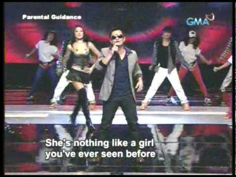 Ogie Alcasid featuring MOCHA USON in SOP Jan 31, 2009