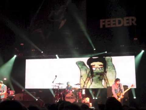 Feeder - Just the way I'm feeling - Brixton O2 Academy