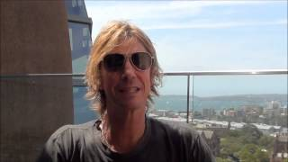 DUFF MCKAGAN Interviewed in Australia