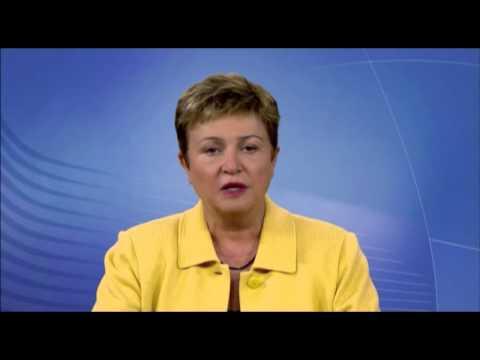 Commissioner Georgieva on International DR day