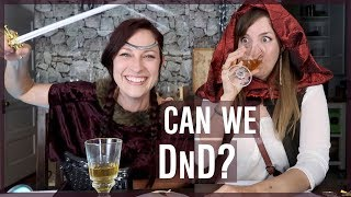 Trying DnD | First Quest Ever!