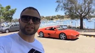 Ferrari F355 Supercar Review