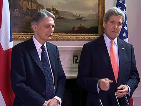 Kerry: US 'Not Playing This Game' With Russia