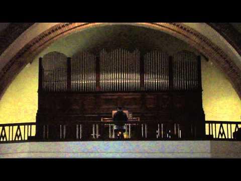 don Camillo organistico... ma non troppo - organ improvvisation
