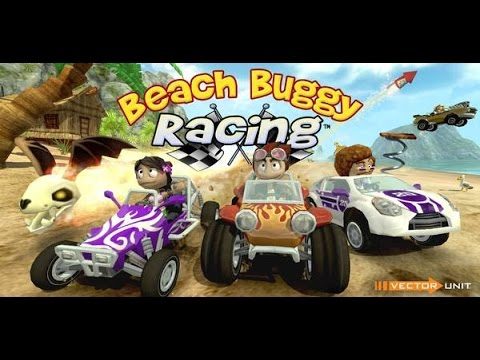 Beach Buggy Racing trailer ios & android