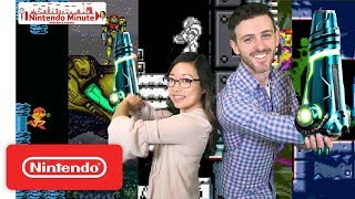 History of 2D Metroid – Nintendo Minute