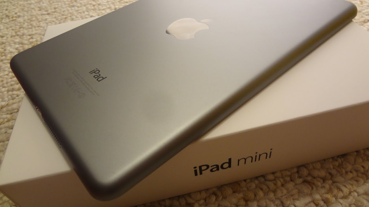 Box of Ipad Mini With Retina Display Ipad Mini 2 With Retina