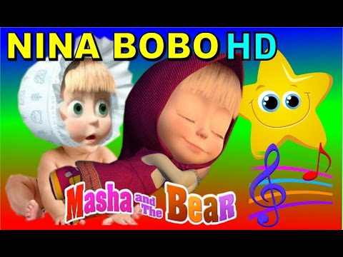 Masha  The Bear NINA BOBO Lagu Anak Indonesia Sepa.mp3