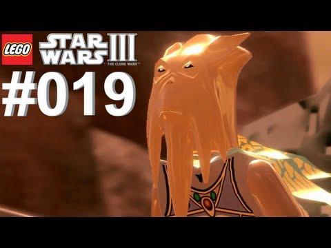 Let's Play LEGO Star Wars 3 The Clone Wars #019 Vermächtnis des Terrors [Together] [Deutsch]