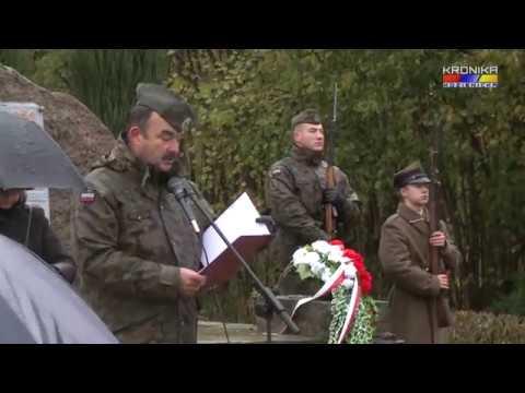 74. rocznica pacyfikacji wsi Kępice (29.10.2017)