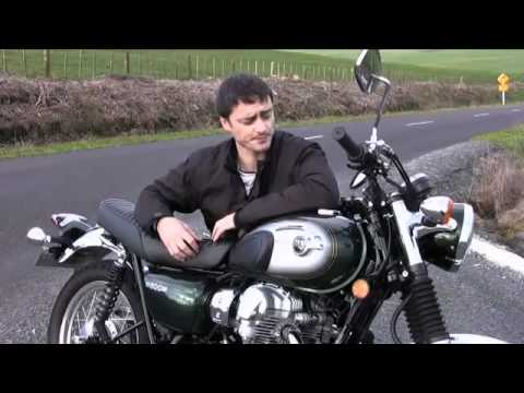 2011 Kawasaki W800 Review