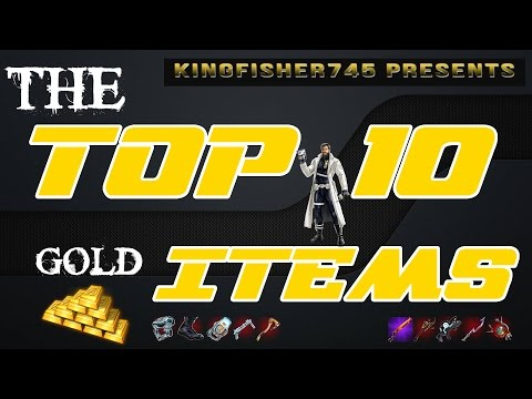 Marvel Avengers Alliance: The Top 10 Best Gold Items