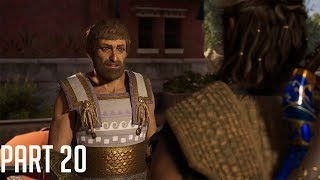 Assassins Creed: Odyssey 100% Nightmare Walkthrough - 20 - For The People