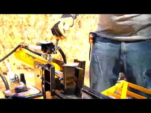 champion power equipment review no92221-22-ton - Log Splitter Review