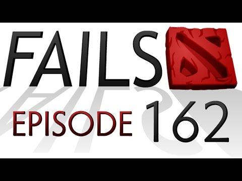 Dota 2 Fails of the Week - Ep. 162