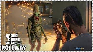 GTA 5 Roleplay - Breaking Out Alien From 'AREA 51'   RedlineRP #530