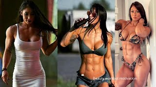 Fitness model Lori Slayer workout motivation | bikini model workout | female workout motivation |