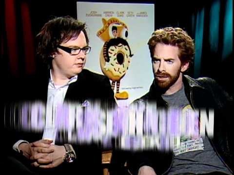 Sex Drive - Interviews with Josh Zuckerman and Amanda Crew and Clark Duke