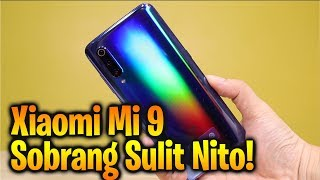 Xiaomi Mi 9 Unboxing and Quick Review - Mura pa sa Mura