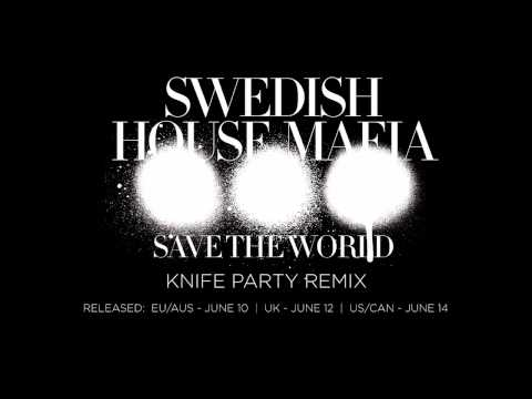 Swedish House Mafia - Save The World (knife Party Remix) video
