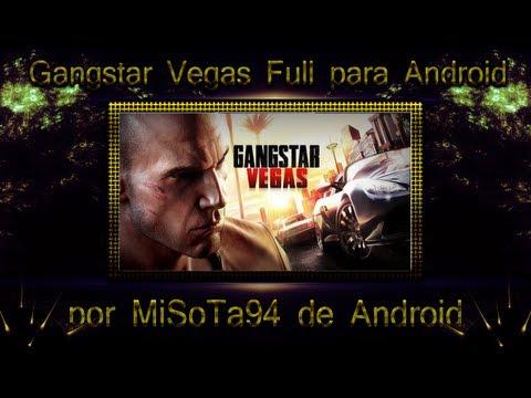 Gangstar Vegas para Android (Instalación/Juego Android/Offline/No Root) MiSoTa94