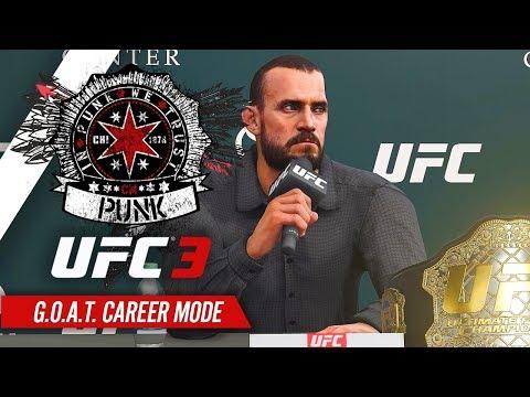 Lagu UFC 3 Career Mode - Ep 12 - TALK THE TALK!! (CM Punk GOAT Career #12)
