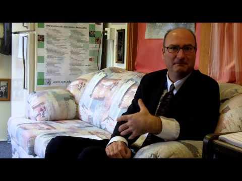 Scott Claeys--Speakers he admires